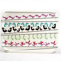 ISAK : ISAK Lovebirds Tray Scandinavian Design : Scandi Living
