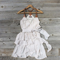 Scattered Ruffles Dress, Sweet Women&#x27;s Country Clothing