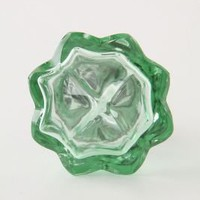 Throwback Crystal Knob - Anthropologie.com
