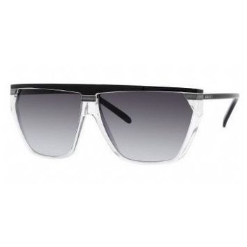 Gucci Gg 3505/S Black Crystal Frame/Grey Gradient Lens 62Mm