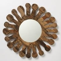 Sun Spokes Mirror-Anthropologie.com