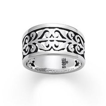 Open Adorned Ring   James Avery