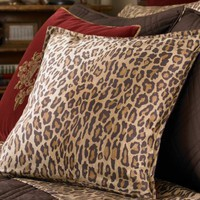 Venetian Leopard Throw Pillow - Throw Pillows   Home - RalphLauren.com