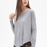 FOREVER 21 Classic Knit Top
