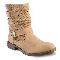 Skechers Brown Mad Dash Slouch Boots - Women