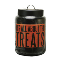 Treat Message Candle