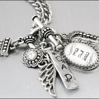 Memorial Custom Charm Bracelet, Remembrance Jewelry, Memorial Jewelry, Memorial Bracelets, Remembrance Bracelets
