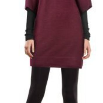 OVERSIZE SWEATER DRESS
