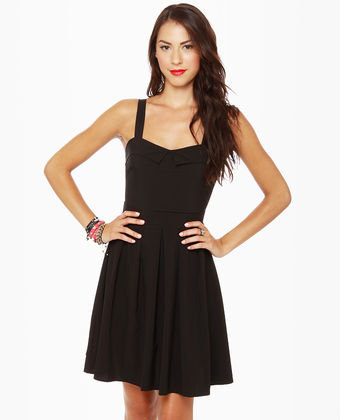 Pretty Black Dress - Sleeveless Dress - LBD - $38.00