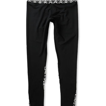 Aperture Murray Tribal Workout Pants