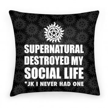 Supernatural Destroyed My Life