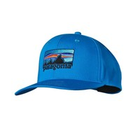 Patagonia Roger That Trucker Hat | '73 Logo: Andes Blue