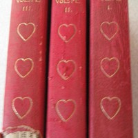 The History of Pendennis William Makepeace Thackeray 3 Volumes His Fortunes and Misfortunes His Friends and His Greatest Enemy
