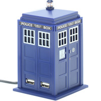 Doctor Who TARDIS USB Hub
