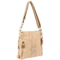 Tyler Rodan West End II Cross Body,Sand,One Size