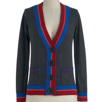 Art Club President Cardigan | Mod Retro Vintage Sweaters | ModCloth.com