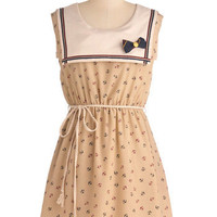 Port Your Heart Out Dress | Mod Retro Vintage Dresses | ModCloth.com