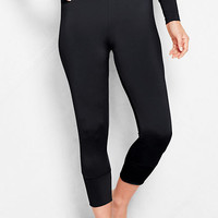 Women's Thermaskin™ Heat Boot-top Crop Pants from Lands' End