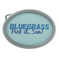 Bluegrass. Pick it Son!