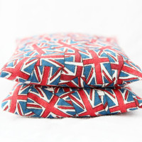 Union Jack Lavender Sachets London Olympics 2012 British Flag United Kingdom 1D Natural Aromatherapy