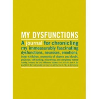 Amazon.com: Knock Knock Inner Truth Journal, My Dysfunctions,: Health & Personal Care