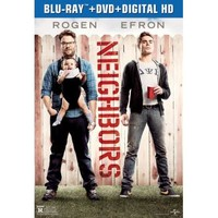 Neighbors (2 Disc) (Ultraviolet Digital Copy) (Blu-ray Disc) (Eng/Spa/Fre) 2014