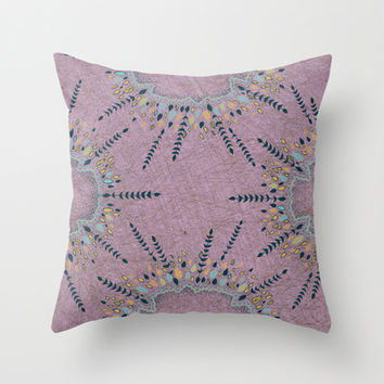 Wanderer  Throw Pillow by rskinner1122