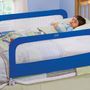 Summer Infant Sure and Secure Double Bedrail, Blue