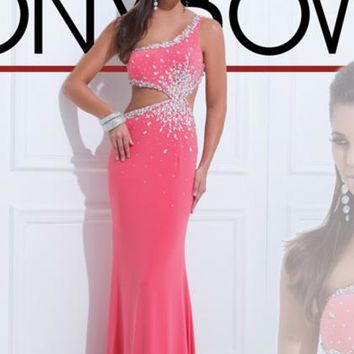 2015 Tony Bowls Evenings Prom Dress 114L04