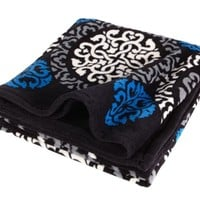 Vera Bradley Throw Blanket Canterberry Cobalt