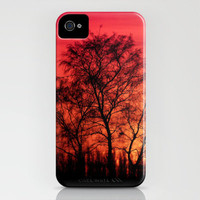 Edge of Sunset iPhone Case by John Dunbar | Society6