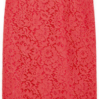 J.Crew | Lace pencil skirt | NET-A-PORTER.COM