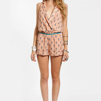 Eva Belted Romper