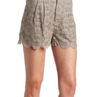 Rebecca Minkoff Women`s Hali Cut Out Short