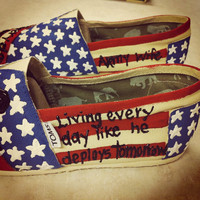Army Wife TOMS