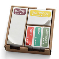 Someday Sticky Note Set | Mod Retro Vintage Stationery | ModCloth.com