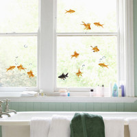 Fish  (Window Decal) Wall Decal at AllPosters.com