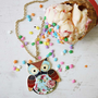 Had A Hoot Owl Necklace, Women's Sweet Bohemian Jewelry