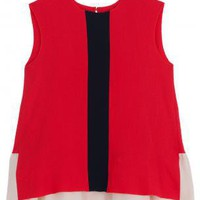 Boutique 1 - ROKSANDA ILINCIC | Fuji Wool Frill Top by ROKSANDA ILINCIC - Boutique1.com