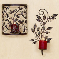 Tree of Life Wall Sconces