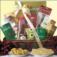 Tea Remedies: Gourmet Get Well Tea Gift Basket