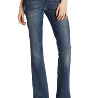 7 For All Mankind Women`s A Pocket Bootcut Jean