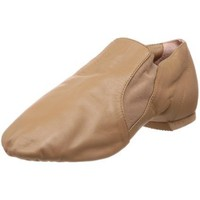 Bloch Women`s Elasta Jazz Shoe,Tan,8.5 N US