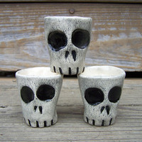 Skully Shot Glasses - Extra Large