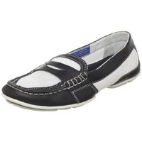 Rockport Women`s SB II Slip-On,Black,5 M Us