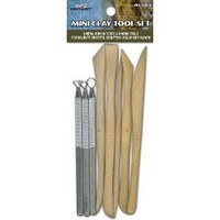 Pro Art 8-Piece Mini Clay Tool Set