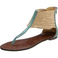Gomax Women`s Berdine 46 Sandal,Teal,7.5 M US