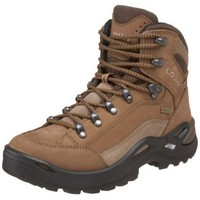 Lowa Women`s Renegade GTX Mid Hiking Boot,Taupe/Sepia,8.5 M US