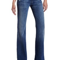 7 For All Mankind Women`s Dojo Jean
