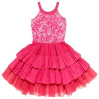 Masala Baby Girls 2-6x Tutu Haveli Floral Dress
